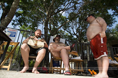 FU4A2091 (Lone Star Bears) Tags: bear austin texas gay chubby big men party pool chunky dunk