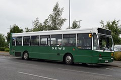 P643 FFC (markkirk85) Tags: bus buses peterborough volvo b10b58 plaxton verde dews somersham new city oxford 51997 643 b10b p643 ffc p643ffc coaches
