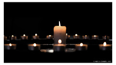 "Candles <a style=""margin-left:10px; font-size:0.8em;"" href=""http://www.flickr.com/photos/66444177@N04/34983883304/"" target=""_blank"">@flickr</a>"