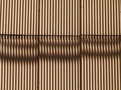 shadows (Jef Poskanzer) Tags: shadows corrugated geotagged geo:lat=3774152 geo:lon=12239823 t