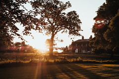 AW997757 (adamwilson) Tags: backlit belfast ireland backlight gloaming sunset wedding mcfarland larchfield estate northern northernireland larchfieldestate