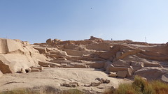 Unfinished Obelisk - Stone Quarries (Rckr88) Tags: aswan egypt unfinished obelisk stone quarries unfinishedobelisk stonequarries stones quarry rock rocks africa travel travelling ancient ancientegypt pharoah pharoahs relic relics