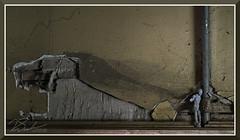 KunPrestonCastle_1761d (bjarne.winkler) Tags: hikari sensei kun master light hanging around school industries preston castle ione ca abandon beautiful america decay