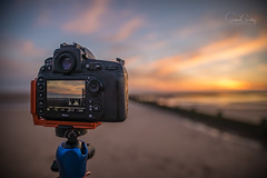 Capturing capturing the Sunset!!! (Starman_1969) Tags: barrow beach cleveleys drone iom isle man market sunset