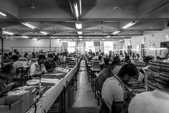 Work in progress (Akhil G) Tags: workinprogress wip electrical electronics industry karnataka jigani india workspace canon bangalore