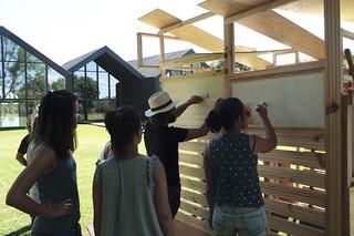 Taller: refugio para un paseante - Fundación Cerezales