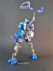 Junken (Toa Astorix) Tags: bionicle lego walker mech legomech imadeitmyself