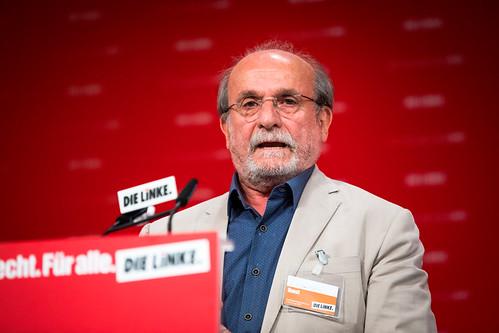 Bundesparteitag DIE LINKE / Rede von Bundesparteitag DIE LINKE / Rede von Erugrul Kürkcü