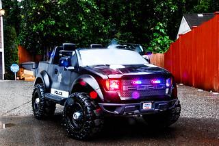 Power Wheels Police Vehicles