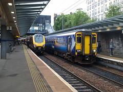 Haymarket - 05-06-2017 (agcthoms) Tags: scotland edinburgh haymarket station railways trains scotrail class156 156430