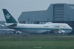 HZ-HM1A 747 Saudia DUB June 1988 (shamrockei105) Tags: hzhm1a boeing 747 dub saudia june1988