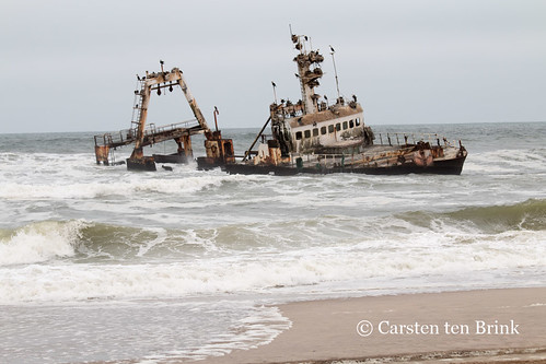 The wreck of the Zeila