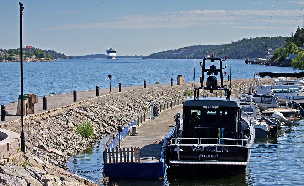 sl stockholm ferry
