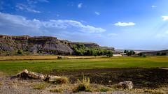 Laouachria - Sétif (AnouarDZ) Tags: laouachria sétif algeria green mount bleu sky ciel fujifilm xt1