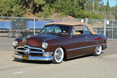 53rd Annual LA Roadsters Show (USautos98) Tags: 1949 ford shoebox hotrod streetrod custom