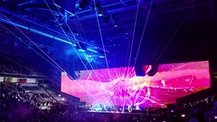 Roger Waters clip during Comfortably Numb in San Jose on June 7, 2017 (acase1968) Tags: roger waters pink floyd rogerwaters pinkfloyd comfortably numb wall us them tour 2017 samsung