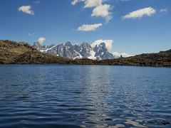 lago Iuribrutto (clabattis) Tags: iuribrutto lagoiuribrutto malgaiuribrutto dolomiti paledisanmartino cimavezzana cimondellapala bureloni nuvole passovalles