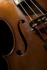 Violin Detail (Liuteria - I)