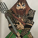 Art Shenanigans: Aquaman - Samurai Jack Style (Original Sketch)