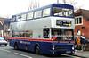 2998 (PB) F998 XOE (WMT2944) Tags: 2998 f998 xoe mcw metrobus mk2a west midlands travel