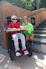 IMG_8290 (varietystl) Tags: summercamp afos wheelchair afobraces anklefootorthotics legbraces