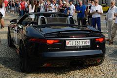 Jaguar F Type  R AWD (an4cron) Tags: auto 2017 motor car ftypes torino parcodelvalentino salone jaguar show