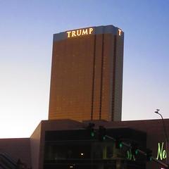 Las Vegas Urban Hiking (rudyg39) Tags: vacation nevada trumpinternationalhotel thestrip lasvegas