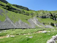 Gordale & Malham 17.6.2017 (3) (bebopalieuday) Tags: yorkshiredales gordale limestone scree gordalescar gordalebeck northyorkshire
