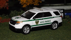 Greenlight Hitch & Haul New York City Parks Enforcement (car show buff1) Tags: greenlight baywatch emerald bay lifeguard united states forestry service pierce dash hazard squad ford police interceptor sedan utility classic seagrave fire engine bmw mack b truck international workstar brush f550 2015 new models diecast collectibles series 13 chicago dept dodge monaco 2010 diorama chief command charger pursuit speedway