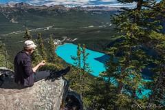 Lake Louise - El descanso (robertopastor) Tags: américa canada canadianrockiesmountain canadá fuji montañasrocosas robertopastor viaje xt2 xf1655mm lake louise lago alberta