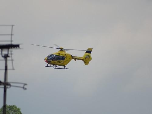 G-WPDA Eurocopter EC135P1