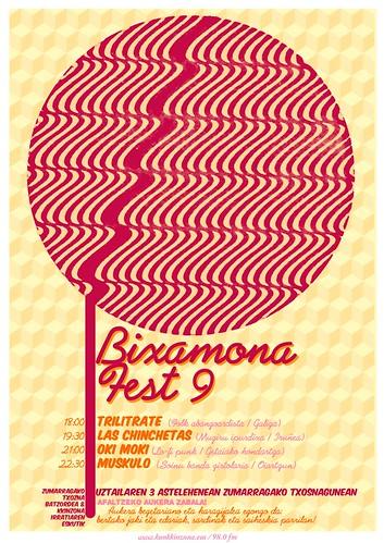 BIXAMONA FEST 9 (2017-07-03)