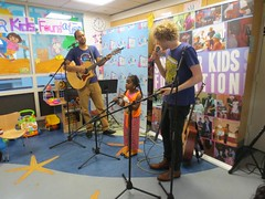 The Songs for Kids Foundation (Thaliacburgess) Tags: the songs for kids foundation works yearround bring music childrens hospitals special needs camps through live interactive