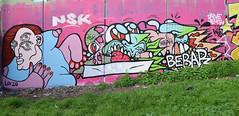 L'appel du 18 Juin (HBA_JIJO) Tags: streetart urban vitry vitrysurseine art france artist hbajijo wall mur painting peinture murale paris94 spray mural bebar urbain charactere grafiti loizo nsk