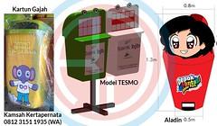 Gambar Tong Sampah Kartun yang Menarik Bagi Anak-anak (Ramdhani Jaya) Tags: news tempat sampah fiber desain tong gambar kartun model