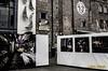 STREET ART... (BABAYAGA321) Tags: belfast victoriasquare streetphotography graffiti streetart clocktower murals dirtyonion guinness salvadoredali johnpeel stenaline langanriver ferry stannescathedral spireofhope