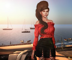 N° 690 (MonaSax95 | Queen oF Ink) Tags: new news newitem newitems item items product products sl secondlife photo pic shot event events fashion style moda cool glamour creative