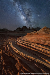 The Cosmos (David Swindler (ActionPhotoTours.com)) Tags: night utah whitepocket southwest desert stars arizona nightscape milkyway lll astro