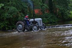 IMG_0460 (Yorkshire Pics) Tags: 1006 10062017 10thjune 10thjune2017 newbyhalltractorfestival ripon marchofthetractors marchofthetractors2017 ford fordcrossing river rivercrossing tractor tractors farmingequipment farmmachinery agriculture yorkshire northyorkshire