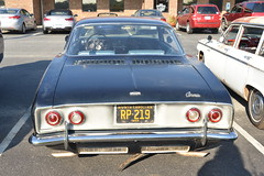 Classic Cars Corvair Club Hoyt's Restaurant Lexington, NC 20170710_4263 (Shane's Flying Disc Show) Tags: classiccars corvairclub davidson nc lexinton unsafeatanyspeed daredevils