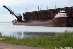 keb7617ld2_rb (rburdick27) Tags: kayeebarker interlakesteamshipcompany oredock marquette lakesuperior