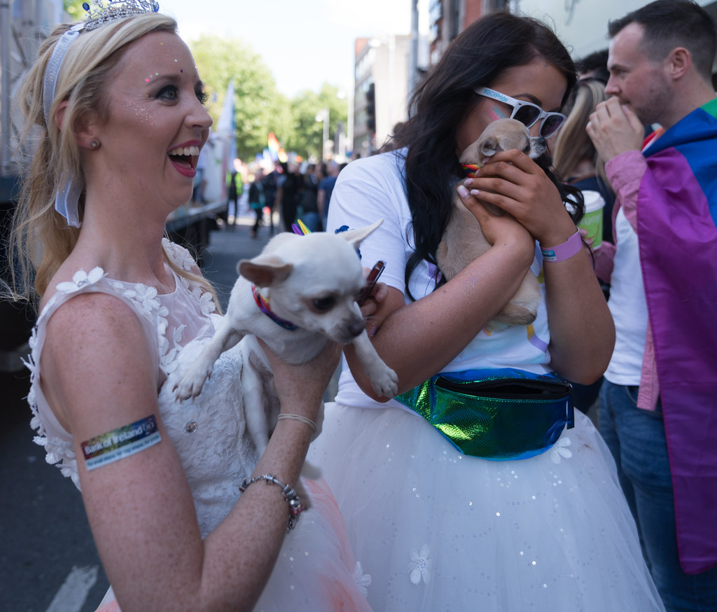LGBTQ+ PRIDE PARADE 2017 [ON THE WAY FROM STEPHENS GREEN TO SMITHFIELD]-130032