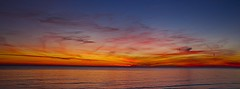 Beautiful Florida Sunset (showmesavings) Tags: beach florida sky sunset clouds waves ocean gulfofmexico