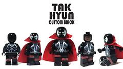 스폰 탁현 레고 커스텀 피규어 spawn takhyun lego custom figure (Takhyun:)) Tags: 스폰 탁현 레고 커스텀 피규어 spawn takhyun lego custom figure