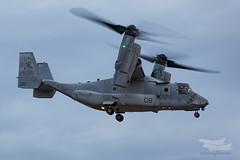 US Marines V-22 Osprey 07 YSSY-8369 (A u s s i e P o m m) Tags: v22 osprey v22osprey usmarines sydneyairport syd yssy mascot newsouthwales australia au