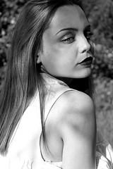 (victoriapss) Tags: canon 1200d girl england bulgarian model beautiful beauty black white photography photoshoot uk coventry victoria stoyanova amature summer portrait