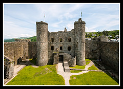 Inner Gatehouse (veggiesosage) Tags: wales harlech harlechcastle castle aficionados gx20 grade1listed sigma1020mmf456dc