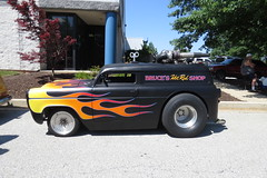 Delaware 44th Street Rod Run 2017 (Speeder1) Tags: delaware new castle street hot rod classic muscle car show ford chevy mopar truck bel air el camino plymouth coupe fairlane thunderbird monte carlo dodge charger mustang camaro pontiac vega gto