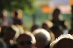 Les spectateurs (martine_ferron) Tags: contrejour spectateur silhouettes