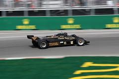 Lotus (scienceduck) Tags: scienceduck 2017 montreal f1 formulaone formula1 racing quebec canada canadiangrandprix canadiangp canadagp canadagrandprix circuitgillesvilleneuve îlenotredamecircuit june pan panning